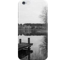 The End of Summer iPhone Case/Skin