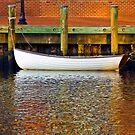 Jolly Boat by Michael  Bermingham