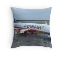 RYANAIR Throw Pillow