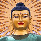 Buddha head by Bigart32