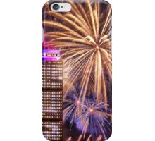 Happy Fourth of July from Boston, MA iPhone Case/Skin