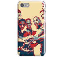 USWNT Huddle  iPhone Case/Skin