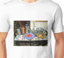 THE THASSOS TOWN POTTER. Unisex T-Shirt