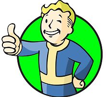 Vault Boy - Fallout by Magnate