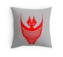 Ryuki Throw Pillow