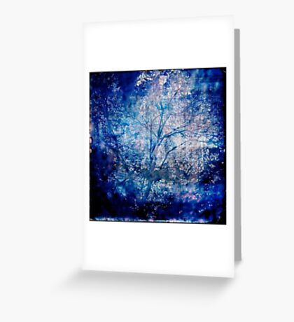 Delft Greeting Card