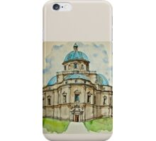 SANTA MARIA DELLA CONSOLAZIONE, TODI, ITALY iPhone Case/Skin