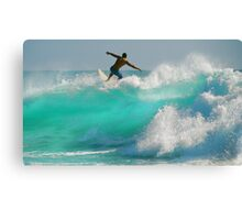 CUT LOOSE Canvas Print