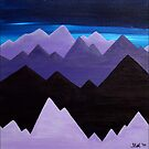 Distant Mountains by Sarah McCay