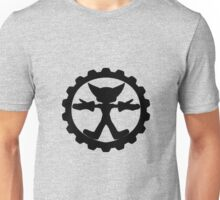 Ratchet and Clank's shield logo Unisex T-Shirt