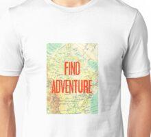 Find Adventure Unisex T-Shirt