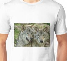 Glued to the hip! Unisex T-Shirt