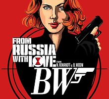 From Russia with love by Ursula Lopez
