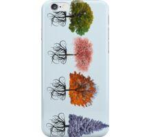 Colourful Tree Design 2 iPhone Case/Skin