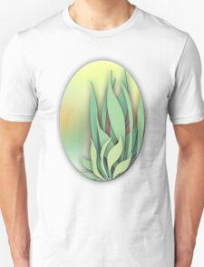 Abstract Plant in the Summer T-Shirt