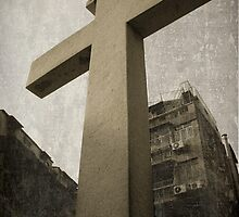 Cross by Igli Martini Kocibelli