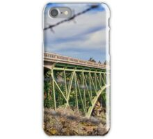 Thru the Wire iPhone Case/Skin