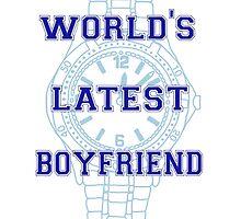 World's Latest Boyfriend by QWERTYvsDVORAK