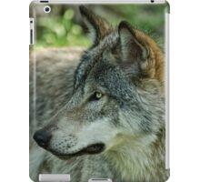 Timberwolf  iPad Case/Skin