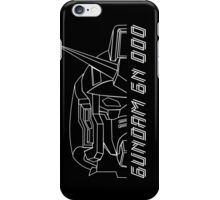 Gundam GN 000 iPhone Case/Skin