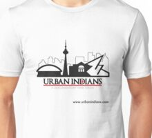 Urban Indians Toronto Logo Unisex T-Shirt