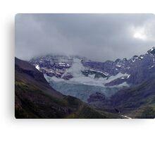 Mountain Wilderness Canvas Print