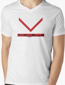 Chevelle +V+ Mens V-Neck T-Shirt