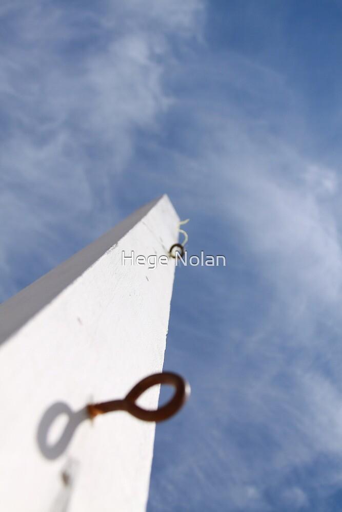 Desolate Pole.... by Hege Nolan