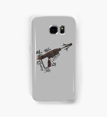 You Were Coveting My Grappler - Warehouse 13 Samsung Galaxy Case/Skin