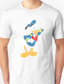 Donald Duck without borders T-Shirt