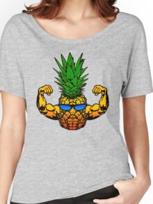 Pineapple Swole Women's Relaxed Fit T-Shirt
