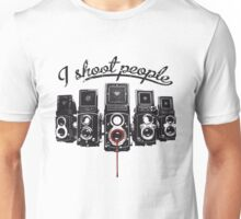 I Shoot People! Unisex T-Shirt