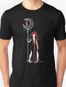 Titan and Crescent Staff Unisex T-Shirt