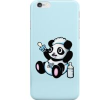 Panda boy iPhone Case/Skin