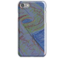 UFO HWY(SKETCH - PASTELS)(C2015) iPhone Case/Skin