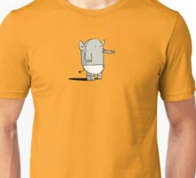 Baby Elephant in Diapers Unisex T-Shirt