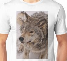 What Big eyes you have Grandma!!  - Timberwolf  Unisex T-Shirt