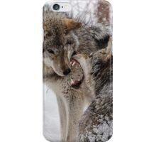 Timberwolves -  Montebello, PQ iPhone Case/Skin