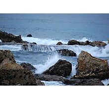 wonderful sea Photographic Print