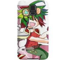 time for an entertainment duel Samsung Galaxy Case/Skin