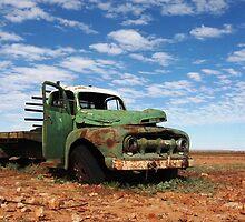 Seen better days... by Tim Coleman