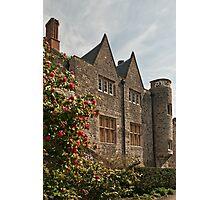 St. Fagan's Castle Photographic Print