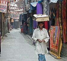 Bhaktapur, Nepal by Matt Eagles