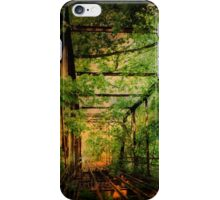Trestle iPhone Case/Skin