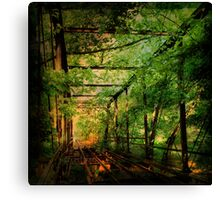 Trestle Canvas Print