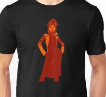 Jubilee X-Men Ink Scratch (Fiery) Unisex T-Shirt