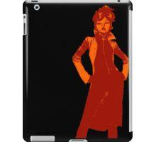 Jubilee X-Men Ink Scratch (Fiery) iPad Case/Skin