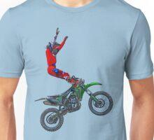 Motocross Aerial Stunt-rider I Unisex T-Shirt