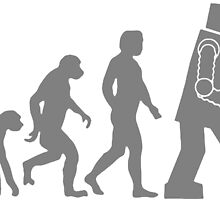 Evolution Of Robots T Shirts, Stickers and Other Gifts by zandosfactry