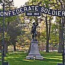 Johnson's Island Confederate Cemetery by Monnie Ryan